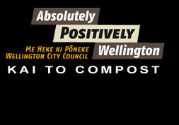 Wellington City Council Kai to Compost Recycling